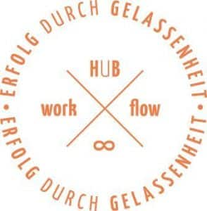 HUB-Stempel komprimiert